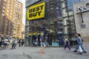 Best Buy first-quarter earings beat analystsâ expectations