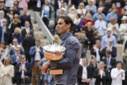 RG Men's Final - Rafael Nadal wins 12th French Open title
