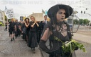 Funeral march to rescue extinct species