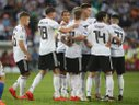 firo: 11.06.2019 Football, 2019/2020 European Championship, Euro, Qualification Germany - Estonia