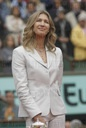 50th birthday of Steffi Graf.