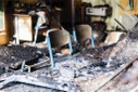NRW Minister of Education Gebauer (CDU) visits burnt-down school