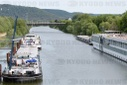 Riedenburg lock closed after accident