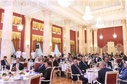 Welcoming dinner on behalf of the Supreme Court of Russia