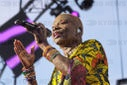 Angelique Kidjo At Rio Loco Music Festival - Toulouse