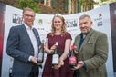 "Presentation of festival wine from ""Tatort Eifel"""