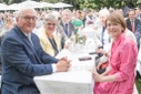 "Garden party ""Land in Sicht"" with Federal President Steinmeier"