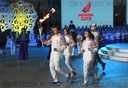 Belarus European Games Torch Relay