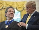 Trump Presents the Medal of Freedom to Arthur Laffer