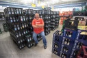 Beverage retailer takes disposable plastic bottles out of assortment