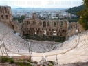 The Odeon or Theatre of Herodes Atticus