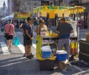 Street fair in New York