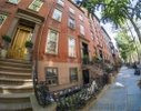 Homes in Brooklyn Heights in New York