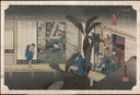 Hiroshige - 53 Stations of the Tokaido - Print 37