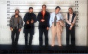 THE USUAL SUSPECTS (US1995) L-R, KEVIN POLLACK, STEPHEN BALD