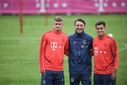 FC Bayern Munich Traing of the newcomers