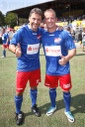 "Charity football game ""Kicken mit Herz"" (Kicking with heart)"