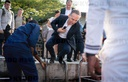 Foreign Minister Heiko Maas in the Ebola region of Congo