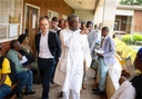 Federal Foreign Minister Maas in the Ebola region of Congo