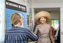 Queen Maxima attends launch of AIPhoto: Albert Nieboer / Netherlands OUT / Point de Vue OUT
