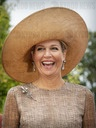 Queen Maxima at the start of National AI Junior course