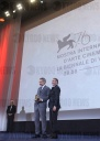 Italy Venice Film Festival Closing Ceremony