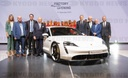 Production opening of the Porsche Taycan