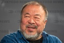 "Ai Weiwei receives the ""People in Europe"" Art Award"