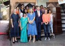 State Visit dutch King and Queen to India