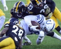 NFL COLTS STEELERS