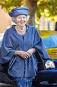 Princess Beatrix attends symposiumPhoto: Albert Nieboer / Netherlands OUT / Point de Vue OUT