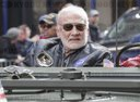 Astronaut Buzz Aldrin at the New York Veterans Day Parade 2019