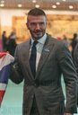 David Beckham at UN for Occasion of 30th Anniversary of Convention on Rights of Child