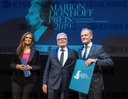 Presentation of the Marion Dönhoff Prize