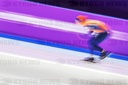 2018 Winter Olympics. Speed skating. Women. 5000m