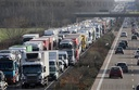 Accident on the A4 motorway near Cologne