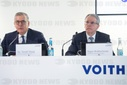 Mechanical Engineer Voith - Annual Press Conference