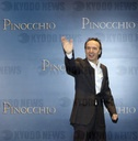 Pinocchio Photocall in Rome