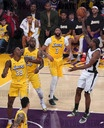 NBA LAKERS CLIPPERS