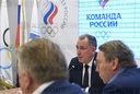 Russia Olympic Committee Meeting