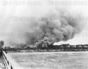 Burning Of The Breakers Hotel