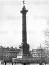 Bastille Monument In Paris