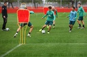 大迫勇也 Start of training SV Werder Bremen