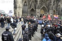 Demonstrations in Cologne