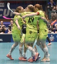 1st SC Vitkovice floorball players