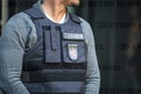 Body armour for tax investigation