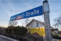 First Maria Schell Street in Germany