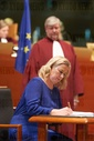 Swearing-in of the EU Commission