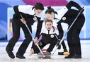 Switzerland Youth Olympic Games Curling Mixed