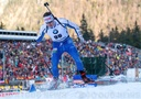 Biathlon World Cup Ruhpolding - Sprint Men